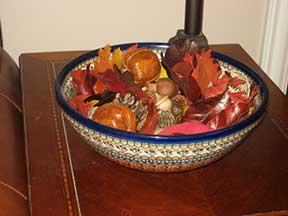 Bowl of Potpourri